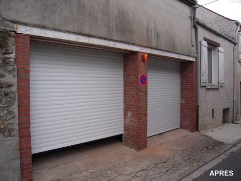 Portes d 39 entr e et portes de garage meaux la varenne 94 for Garage citroen melun 77